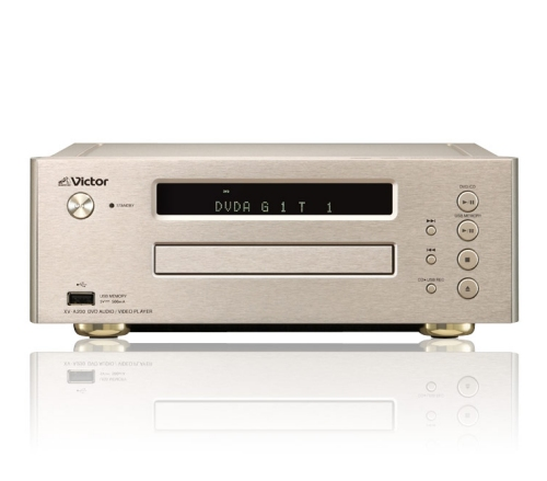Victor XV-A200 DVD-Audio/Video player