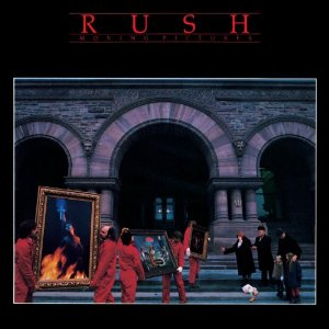 Rush - 'Moving Pictures' 30th anniversary deluxe edition