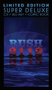 Rush 2112 Deluxe Edition