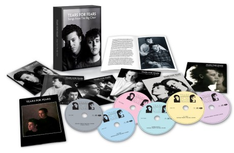 Tears For Fears - Songs from the Big Chair Super Deluxe Edition box set