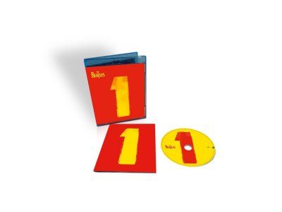 Beatles '1'  Blu-ray Disc