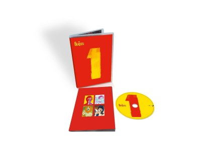 Beatles '1' DVD