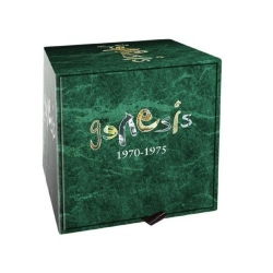 Genesis 1970-1975 CD/DVD box set