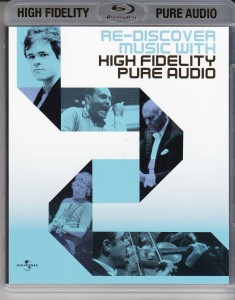 High-Fidelity Pure Audio Blu-ray Disc sampler?