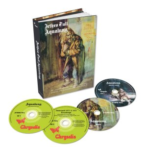 Jethro Tull - Aqualung 2CD+2DVD