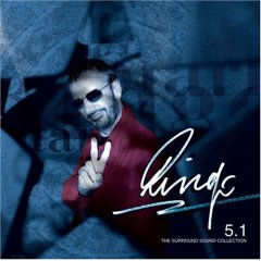 'Ringo in 5.1' DVD-Audio album