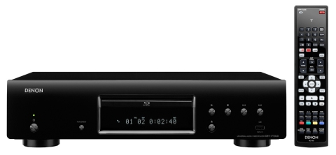 Denon DBT-1713UD Universal Disc Player